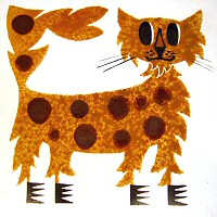 Kenneth Townsend - Spikey Cat